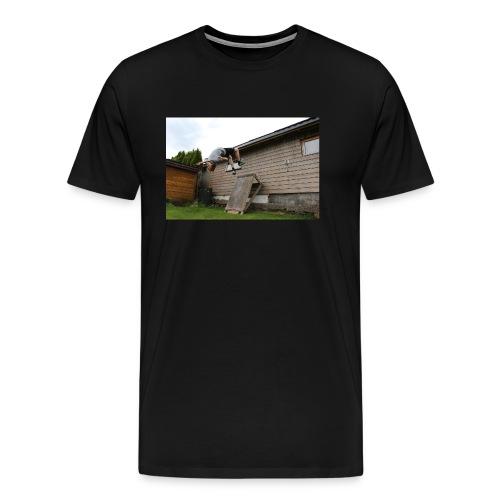 flipping - Premium T-skjorte for menn