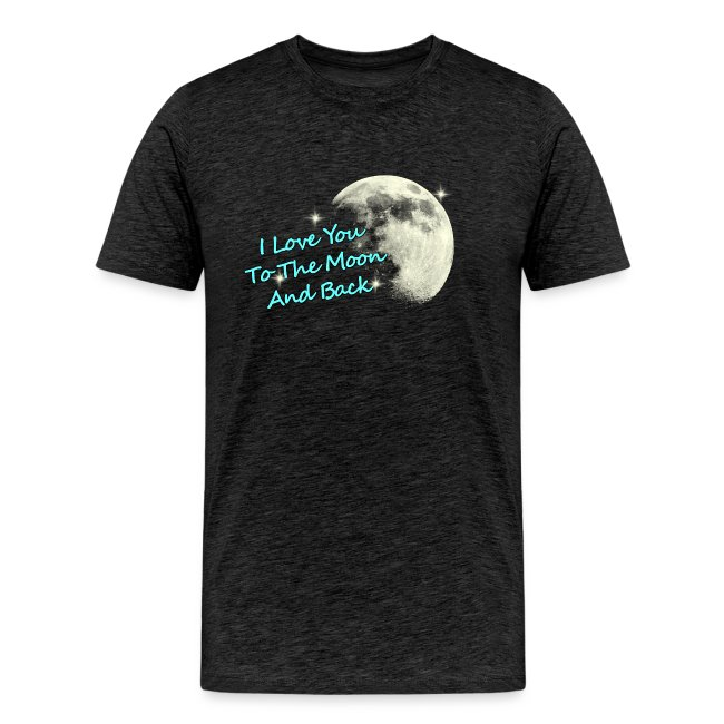 I Love You To The Moon An