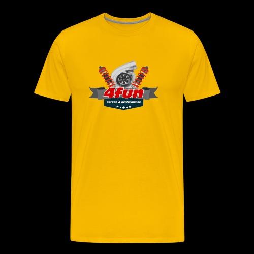 4fun tshirt - Koszulka męska Premium
