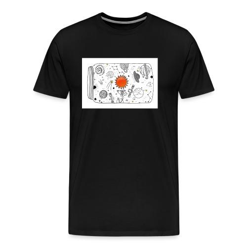 cosmos - Männer Premium T-Shirt