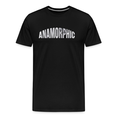 Anamorphic - Männer Premium T-Shirt
