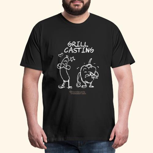 Grill Casting | Grill T-Shirts - Männer Premium T-Shirt