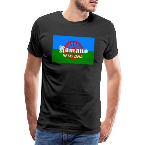 flaglennyinmydna - Premium-T-shirt herr