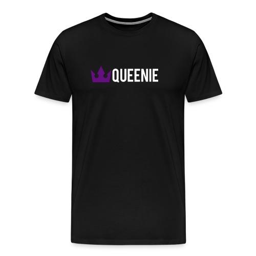 Queenie Logo - Men's Premium T-Shirt