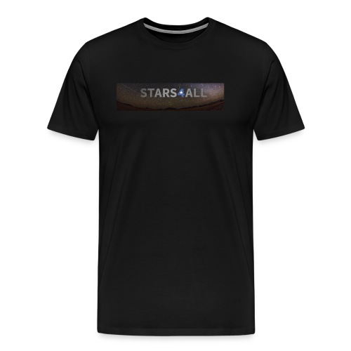 Stars4All Panoramica high - Men's Premium T-Shirt