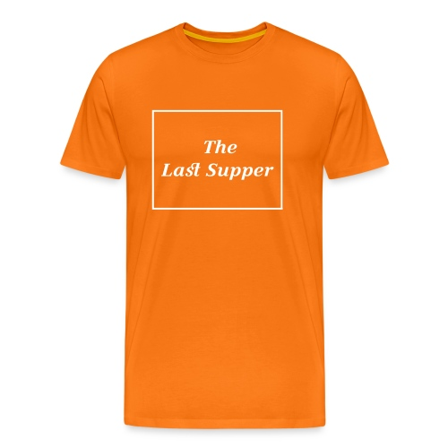 The Last Supper Leonardo Da Vinci Renaissance - Männer Premium T-Shirt