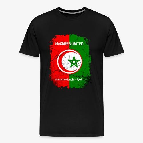 Maghreb United Nordafrika - Männer Premium T-Shirt