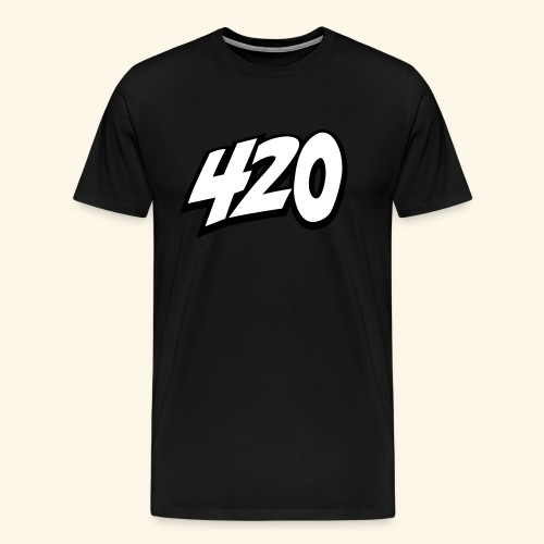 420 Comic Kiffer - Men's Premium T-Shirt