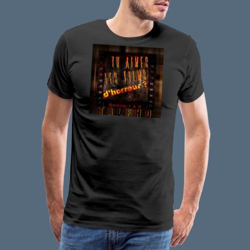 Talfho Logo Vintage Saison 3 - T-shirt Premium Homme