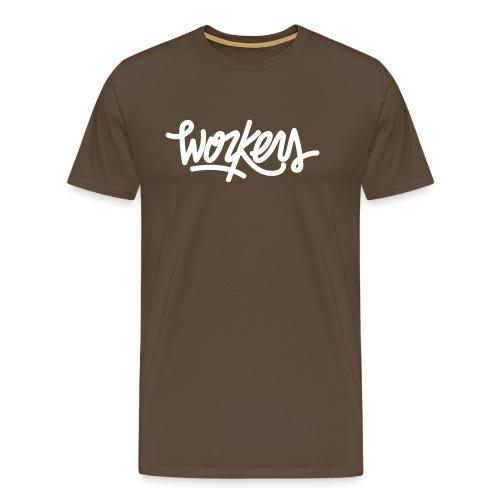 Logo WorkersBeats - T-shirt Premium Homme