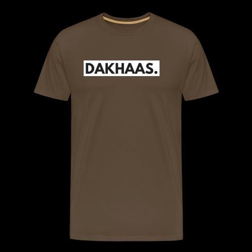 DAKHAAS - Mannen Premium T-shirt