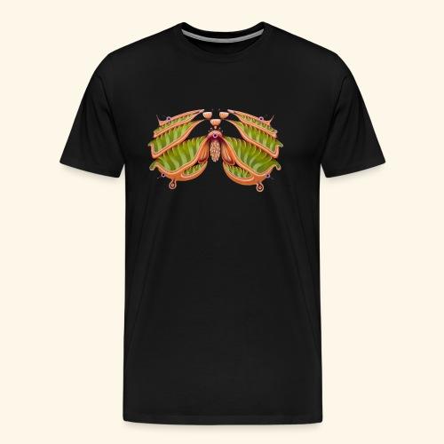 Falena Fibonacci - Maglietta Premium da uomo