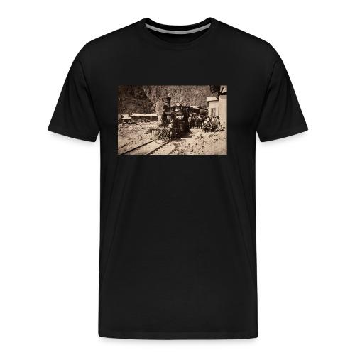 Peruvian train - Camiseta premium hombre