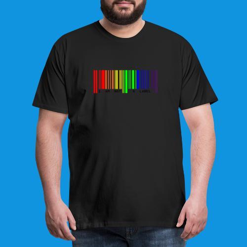 Not a Label - Men's Premium T-Shirt