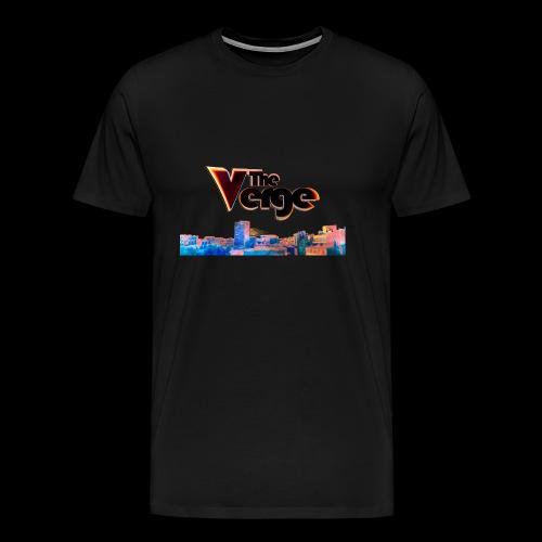 The Verge Gob. - T-shirt Premium Homme