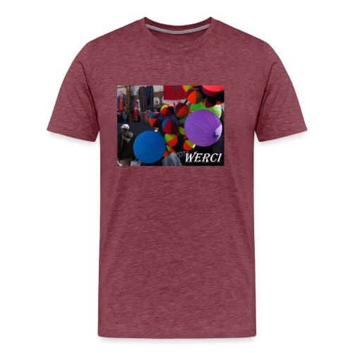 Balloons by werci brand - T-shirt Premium Homme