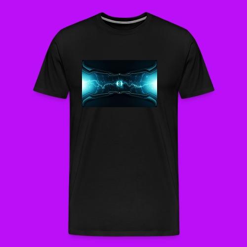 lightning cell - Men's Premium T-Shirt