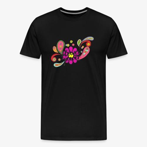 Flower Power - T-shirt Premium Homme