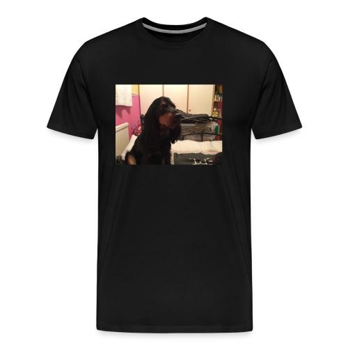 HarleyTheDog - Men's Premium T-Shirt