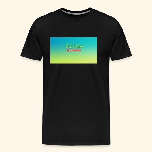 Slime addict - Men's Premium T-Shirt