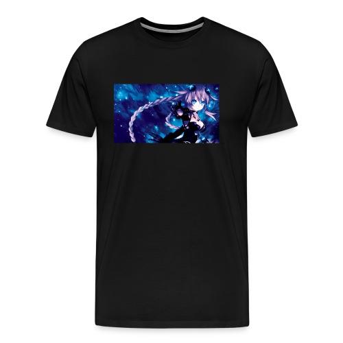 nightcore girl power - Herre premium T-shirt