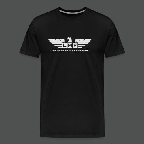 LMF grey - Männer Premium T-Shirt