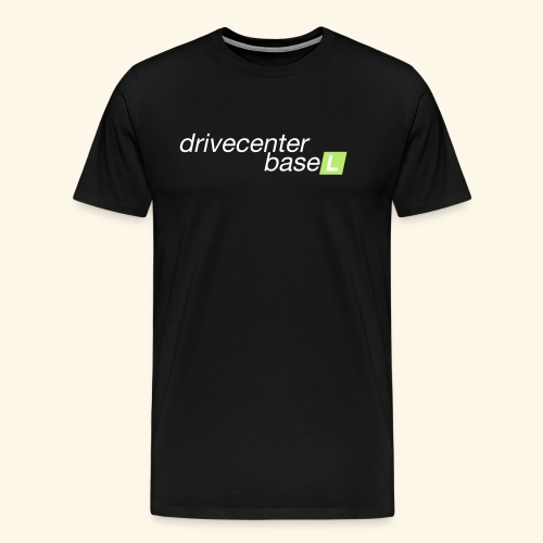 drive center logo - Männer Premium T-Shirt