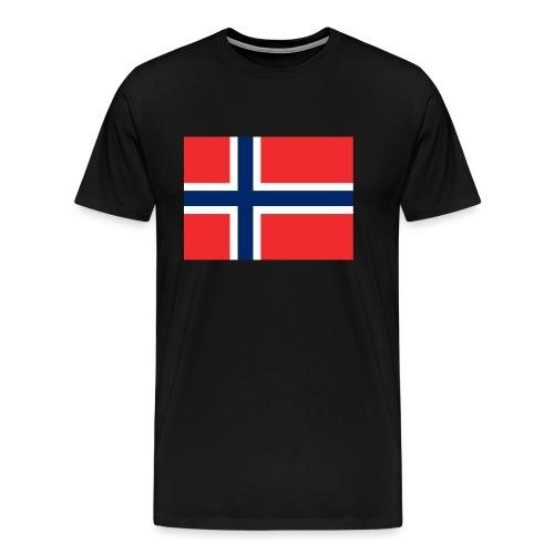 DixieMertch - Premium T-skjorte for menn