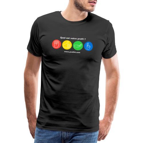 Quel est votre profil DISC ? - T-shirt Premium Homme