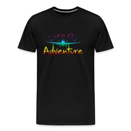 Adventure CL - Mannen Premium T-shirt