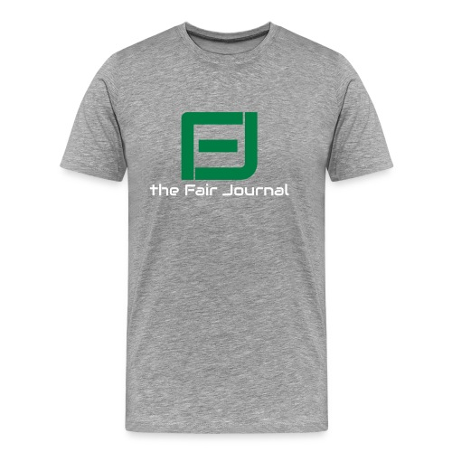 the Fair Journal - Premium-T-shirt herr