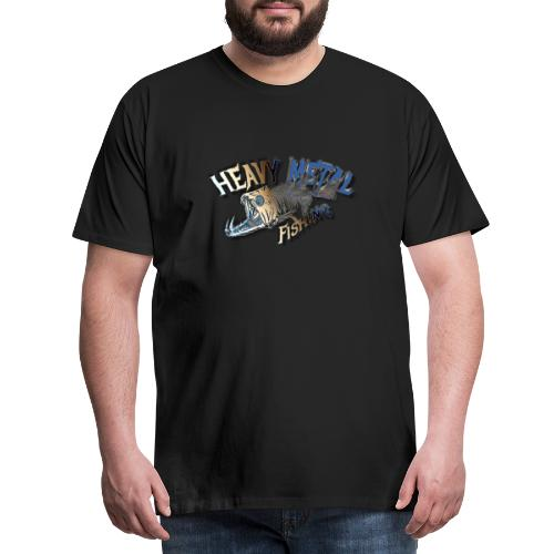 Predator fishing - Männer Premium T-Shirt