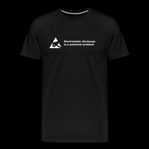 Small Potential Problem - Men's Premium T-Shirt
