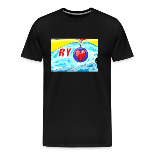Ry diseños - Camiseta premium hombre