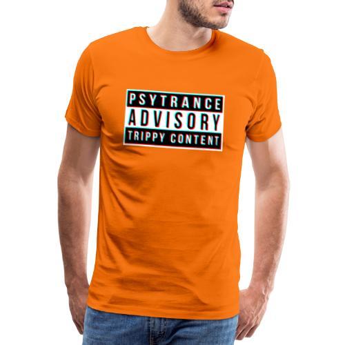 Psytrance - Men's Premium T-Shirt