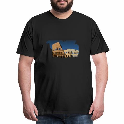 Kolosseum - Männer Premium T-Shirt