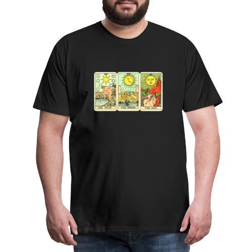 STAR MOON SUN - Camiseta premium hombre