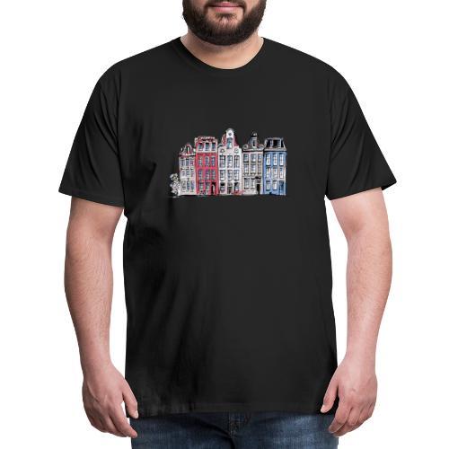 Amsterdam - Männer Premium T-Shirt