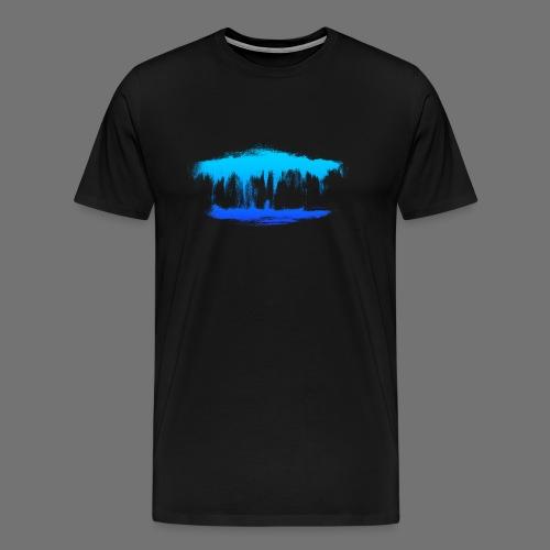 Wasserträume - Männer Premium T-Shirt