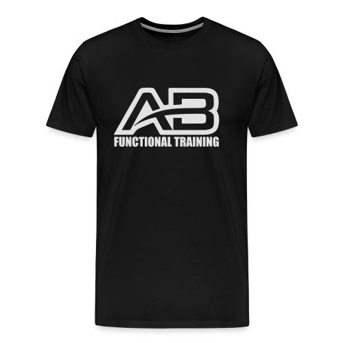 DEF_AB_DARK_BACKGROUND - Maglietta Premium da uomo