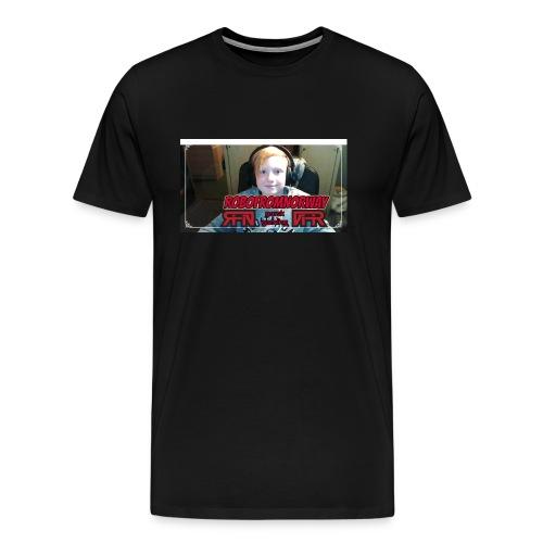 RobofromNorway design - Premium T-skjorte for menn