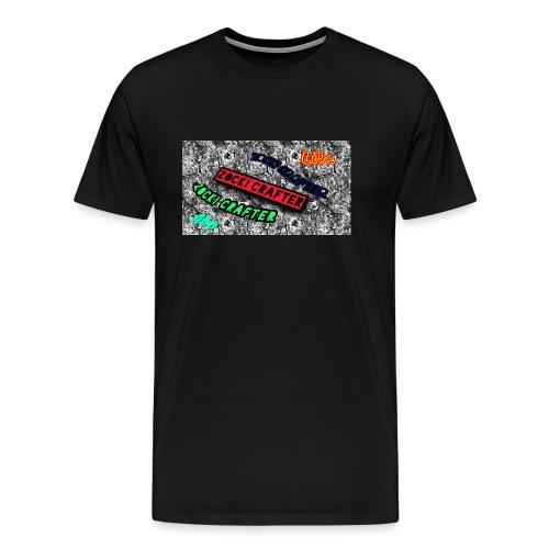 #ZockiArmy - Männer Premium T-Shirt