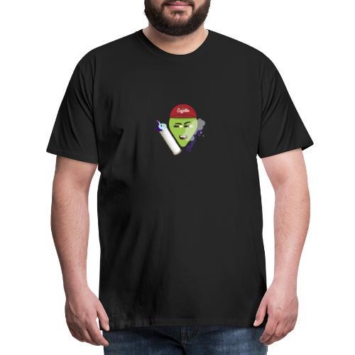 Budgie bukket vibes - Camiseta premium hombre