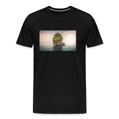 eiland - Mannen Premium T-shirt