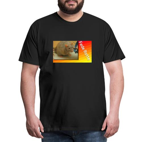Fede Rotte - Herre premium T-shirt