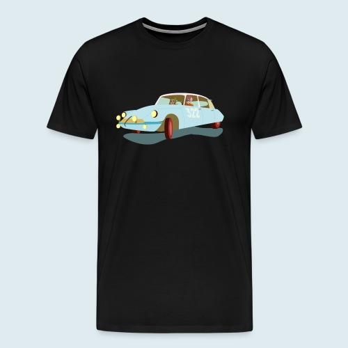 Citroen DS Rallye Monte Carlo - Männer Premium T-Shirt