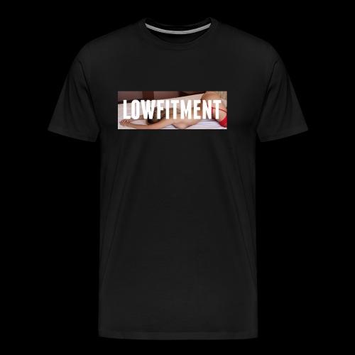 bumperstickers 009 - Mannen Premium T-shirt