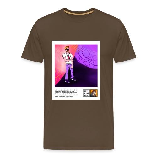 Cooper_Hewitt_01_Luke_S_P - Männer Premium T-Shirt