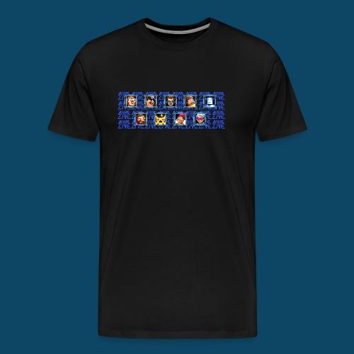 Benzaie LIVE - MUG - T-shirt Premium Homme