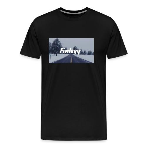 Finleyy - Men's Premium T-Shirt